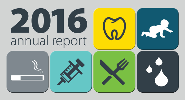 2016 Annual Report graphic