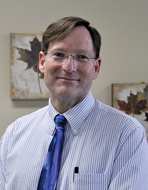 Photo of Dr. Gary Kirk
