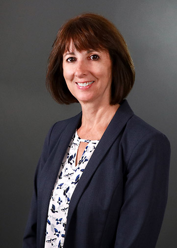 Photo of Acting CEO Theresa Marentette