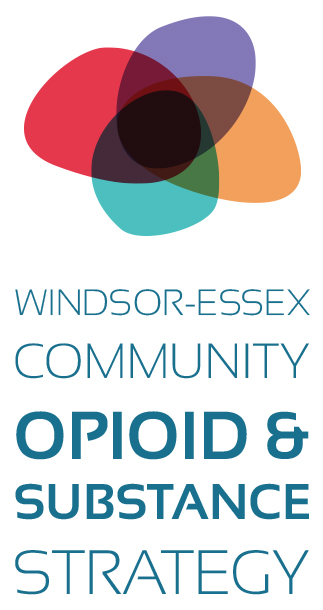 Windsor-Essex Community Opioid and Substance Strategy logo