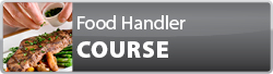 Food Handler Course banner.
