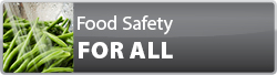Food safety for all banner.