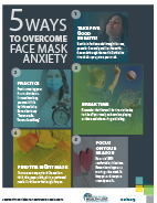 5 Ways to Overcome Mask Anxiety