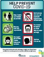 Help Prevent COVID-19
