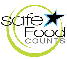 Safe Food Counts logo