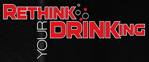 Rethink Your Drinking logo