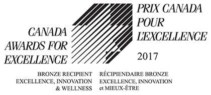 Canada Awards for Excellence logo
