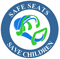 Safe Seats Save Children (SSSC) logo.