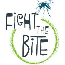 Fight the Bite - logo graphic