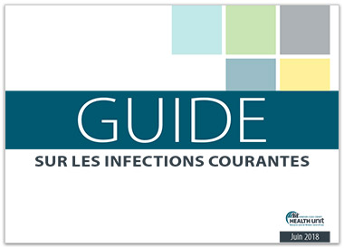 Guide sur les infections courantes