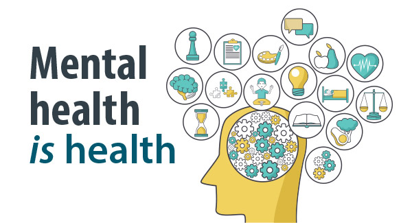 Mental health IS health!