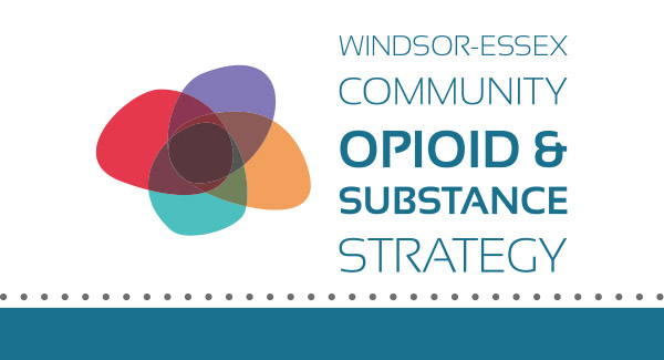 Windsor Essex Community Opioid and substance strategy