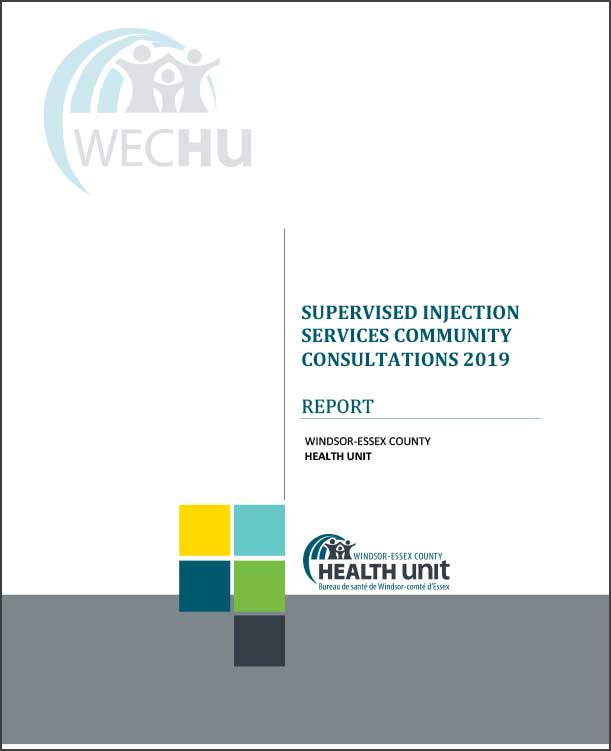 WECHU SIS Full Report Cover