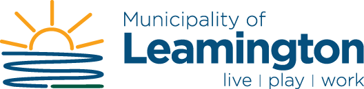 The Corporation of the Municipality of Leamington logo