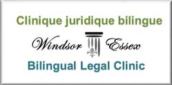 Windsor-Essex Bilingual Legal Clinic logo