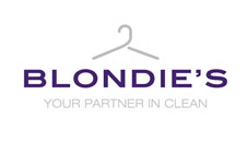 Blondie Cleaners Ltd. logo