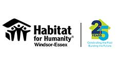 Habitat for Humanity Windsor Essex logo