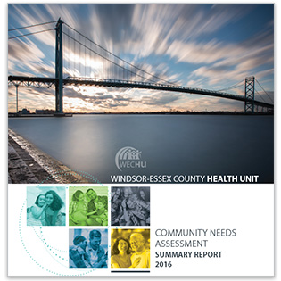 Cover image of CNA Summary Report