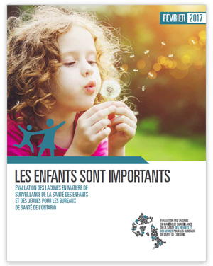Cover image of Children Count Report