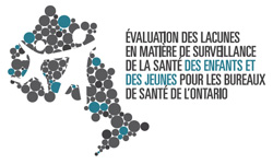 Assessing Child and Youth Surveillance gaps for Ontario Public Health Units - logo