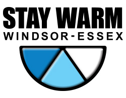 Stay Warm Windsor-Essex logo