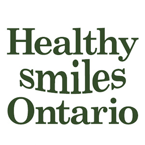 Healthy Smiles Ontario logo