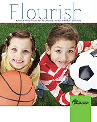 Cover image of 'flourish' publication