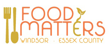 Food Matters Windsor Essex County logo